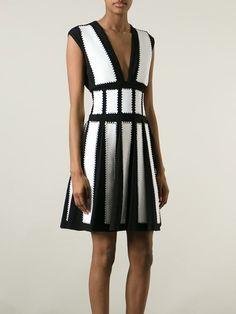 Givenchy Paneled Knit Dress - Degli Effetti Women - Farfetch.com
