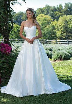 Sincerity Bridal 3997 Ball Gown Wedding Dress