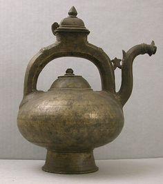 Ewer, 18th–19th century, India