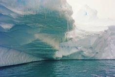 """Iceberg 7"" by Ann Tuck.  Print available at ImageKind.com"