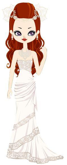 Satine's costume by marasop on DeviantArt