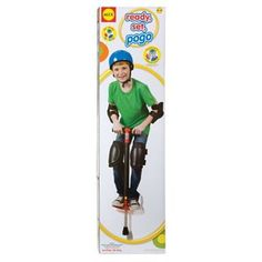 Alex Toys Active Play Ready Set Pogo is a classic pogo stick to jump high, fast and far. Includes a pogo stick with easy grip foam handles. Outdoor Toys, Outdoor Play, Backyard Play, Outdoor Games, Girls Bedroom, Glenda, Pogo Stick, Alex Toys, Metal Spring