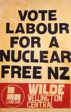 Labour NZ - guessing 1981 or 1984? Fran Wilde was MP 1981-1992