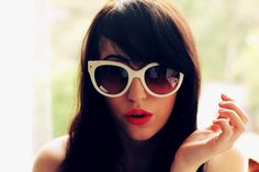 Latest  Girls fashion  Wear Glasses 2014 (8)