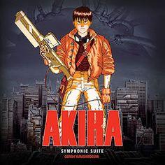 AKIRA (Original Soundtrack Album) (2 LP, 180 Gram, Includes Download Card)