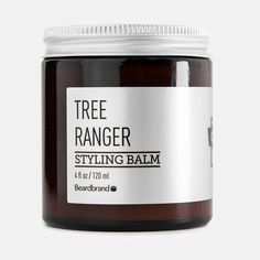 Tree Ranger Styling Balm for beard and hair