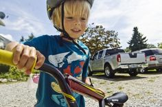 Put safety first when riding bikes this spring #safety #bicycles