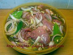 Τα φαγητά της γιαγιάς: Μαρινάδα για χοιρινό