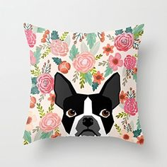 18 X 18 Inch / 45 By 45 Cm Dogs Pillow Covers,both Sides…