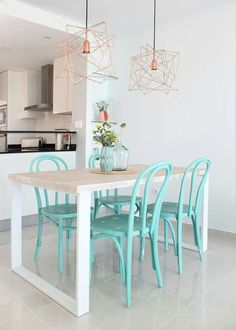 Incorporate #pastel #colours to enhance the elegance of any space. #PastelDecor