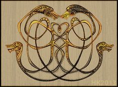 Viking knot by Paivatar on DeviantArt