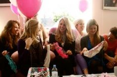 Knicker Making Masterclass - Fun activity for hen parties
