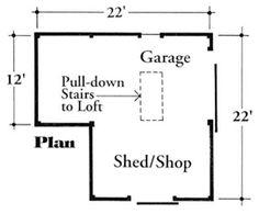 Candlewood Mini-Barn Plans