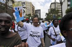 Welcome to NewsDirect411: Kenyans Told President Obama To Keep Gays Law To H...