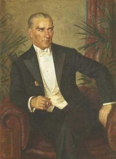 Feyhaman Duran - Atatürk ¦ Feyhaman DURAN - Artist Detail - Turkish Paintings