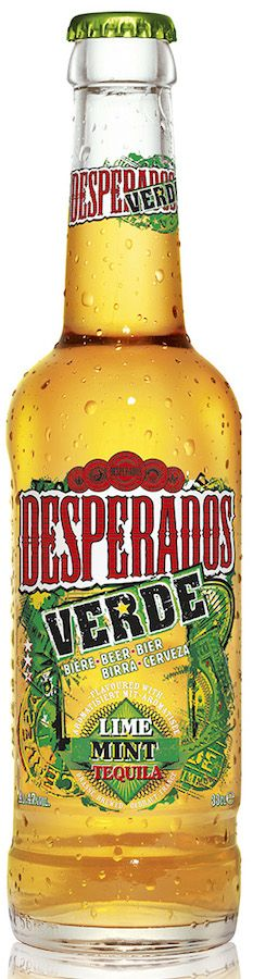 Desperados tequila-flavored beer. While popular globally, Heineken recently pulled this from the U.S. market after disappointing sales.