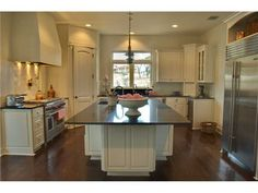 dream kitchen- Texas Homes - Hill Country.....of course
