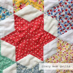 crazy mom quilts: oh my stars! quilt complete!!!