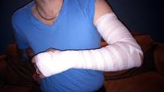 Image result for bandages around arm