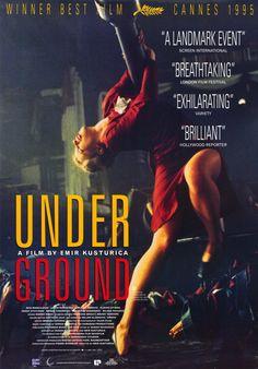 Underground (1995) | Reescribir la historia...