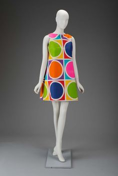 Dress, 1960s, The Museum of Fine Arts, Boston