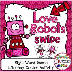 This fast-paced game will have your students practicing Sight words again and again. The cards come in Color and Black/White (INK SAVER!). There are also EDITABLE cards! They can be customized to fit ANY skill: Sight words, math facts etc.  Complete directions are included to make this a successful learning experience for your students.Words used: he   was   that   she    on    they    but    atwith   all   there   out   be   have   am   dowent   are   now   no   came   ride   into…