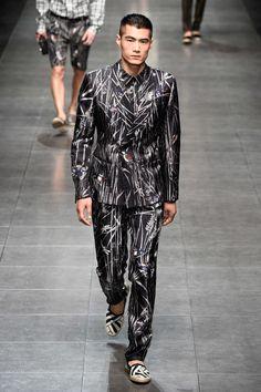 Dolce & Gabbana Spring Summer 2016 Primavera Verano Collection - #Menswear #Trends #Tendencias #Moda Hombre Milan Fashion Week - D.P.