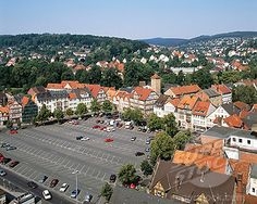 bad hersfeld germany | one of the most beautiful places I've been!