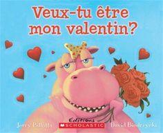 Une histoire sur la recherche du parfait valentin. Demain, c'est le 14 février et une charmante hippopotame cherche un valentin. Malheureusement, tous les animaux à qui elle demande, le léopard, le dauphin, le papillon, l'éléphant et d'autres refusent en lui donnant de bonnes raisons. Célébrera-t-elle la Saint-Valentin toute seule?