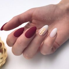 On the one hand, the Fashion Spring Nail Trends 2018 mainly include old … - Most Trending Nail Art Designs in 2018 Nails Polish, Matte Nails, My Nails, Acrylic Nails, Nude Nails, Cute Shellac Nails, Red Manicure, Manicure Ideas, Mani Pedi