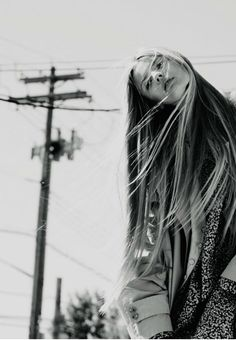 Magdalena Frackowiak by Willy Vanderperre, AnOther Fall/Winter 2012
