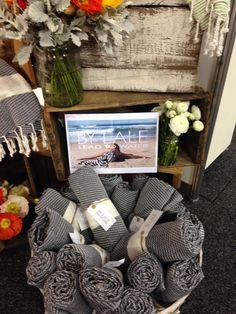 The Corsica Towel  #bylale #turkishtowels #natural #cotton #new #online #navy #summer