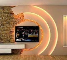 House Ceiling Design, Ceiling Design Living Room, Tv Wall Design, Bedroom False Ceiling Design, Home Room Design, Pop Design For Hall, Tv Design, Nail Design, Design Ideas