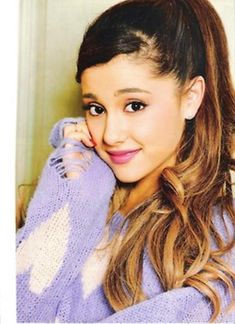 Ariana Grande - Inrock Magazine Japan, March 2014 - Paperblog