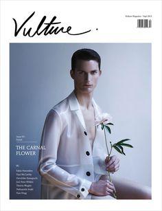 Paul-Alexandre Haubtmann at Marilyn Model Agency in Paris by Clifford Loh for Vulture magazine