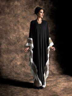 Islamic Fashion, Muslim Fashion, Modest Fashion, Fashion Dresses, Abaya Style, Hijab Style, Kaftan Abaya, Caftan Dress, Kaftans