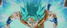 #Goku #SuperSaiyajin DIOS #DragonBall Z La resureccion de #Freezer - Fukkatsu no F #cine #movie #pelicula