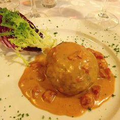 Guttas Kjøkken: Cordonbleue med en ny vri Food And Drink, Favorite Recipes, Chicken, Meat, Buffalo Chicken, Cubs, Rooster