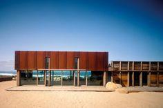 St Andrews Beach, Victoria. Architect: Fender Katsalidis Architects.  Project Name: St Andrews, 1992.  ww.fkaustralia.com