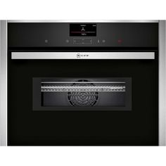 Neff Premium Collection 3 C17MS32N0B Built In 60 cm Combination Microwave Oven - Stainless Steel