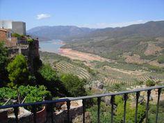 Jaén - Hornos del Segura, dans la Sierra de Cazorla