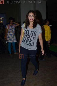 Huma Qureshi | Special screening of 'Humshakals' at Lightbox Photo #435