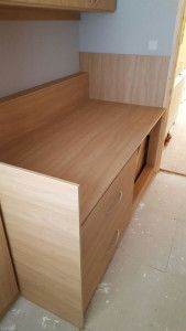 Bedroom Storage Problems Solved With A Cabin Bed - The Cabin Bed Company Box Bedroom, Bedroom Storage, Bedroom Ideas, Stairs Bulkhead, Building A Cabin, Bed Company, Double Wardrobe, Cupboard Wardrobe, Bed With Drawers