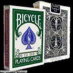 Multicolors 808 Bicycle Playing Cards Deck
