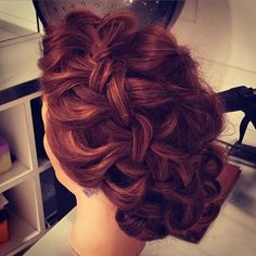 Wedding Hair 1 - By Jonathan Moss - currently in DC.