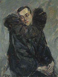 'Portrait of a dancer', 1913 - Vladimir Zabotin