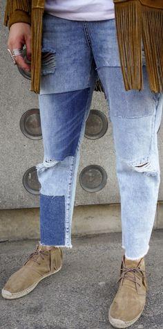 #man #denim #jeans #laundry #denimwash #ozone #patch