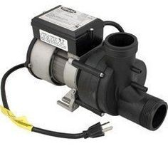 Vico WOW High Performance Pump 1.0HP 1-Speed 115V w/Cord & Air switch 1012153 by Advantage. $216.78
