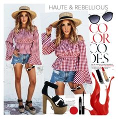 """""""Haute&Rebellious 5"""" by gaby-mil ❤ liked on Polyvore featuring Chanel, Lord & Berry and haute"""