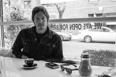 Coffee ☕️ happiness ☮️ and Reedus 💟